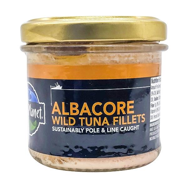 Wild Albacore Tuna Fillets 1