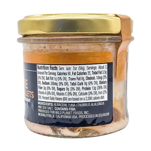 Wild Albacore Tuna Fillets 3