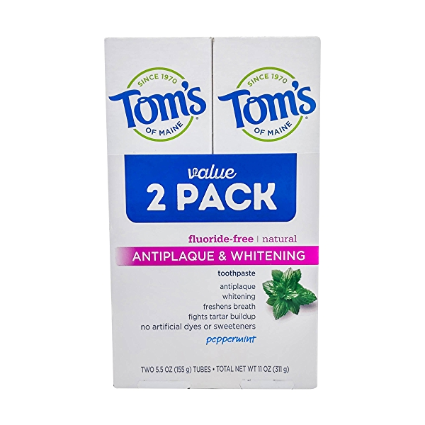 Toothpaste Value Pack, 5.5 oz 1