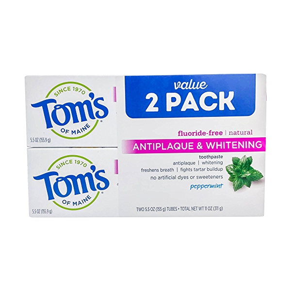 Toothpaste Value Pack, 5.5 oz 2