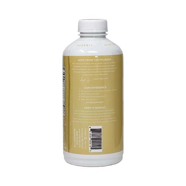 Almond Malk Unsweetened Vanilla, 28 fl oz 2