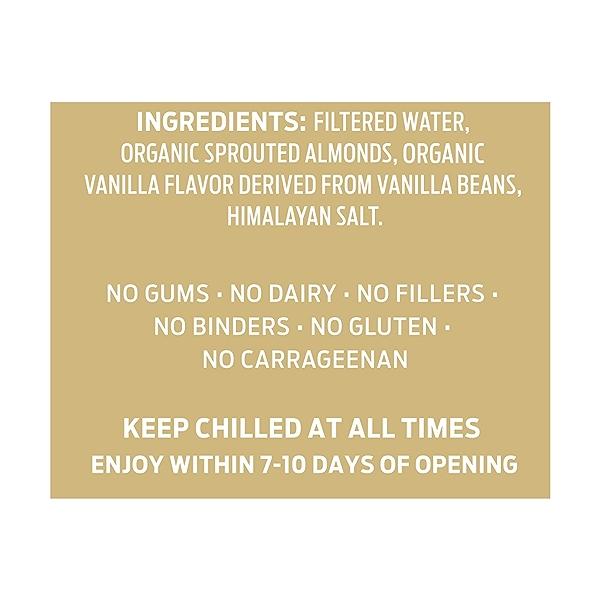 Almond Malk Unsweetened Vanilla, 28 fl oz 3