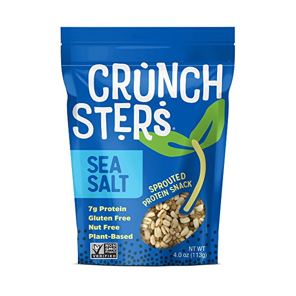 Sea Salt Protein Snack Share Size, 4 oz 1