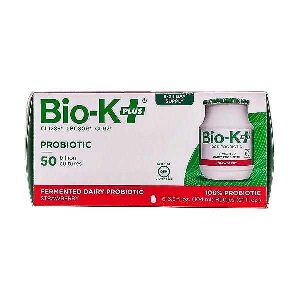 Strawberry Dairy Probiotic, 21 fl oz 3
