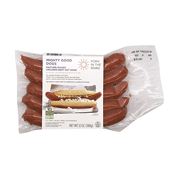 Mighty Good Dogs With Pasture Raised Beef 1