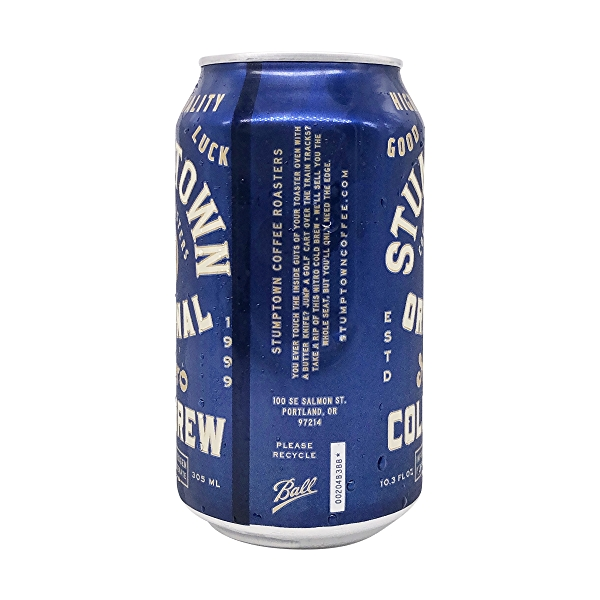 Cold Brew Nitro Coffee, 10.3 fl oz 3