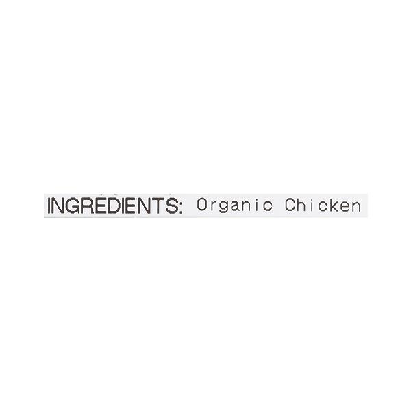Organic Boneless Skinless Chicken Breast 4