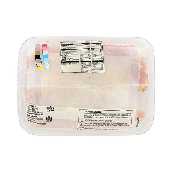 Organic Boneless Skinless Chicken Breast 2