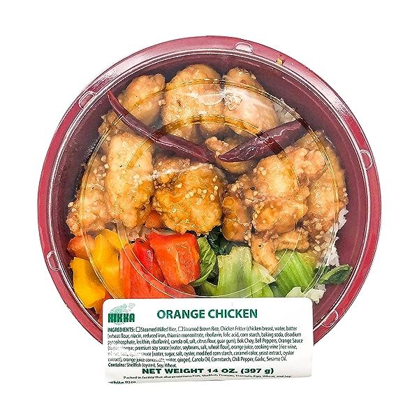 Orange Chicken, 14 oz 1