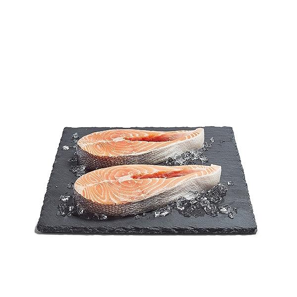 Atlantic Salmon Steak 1