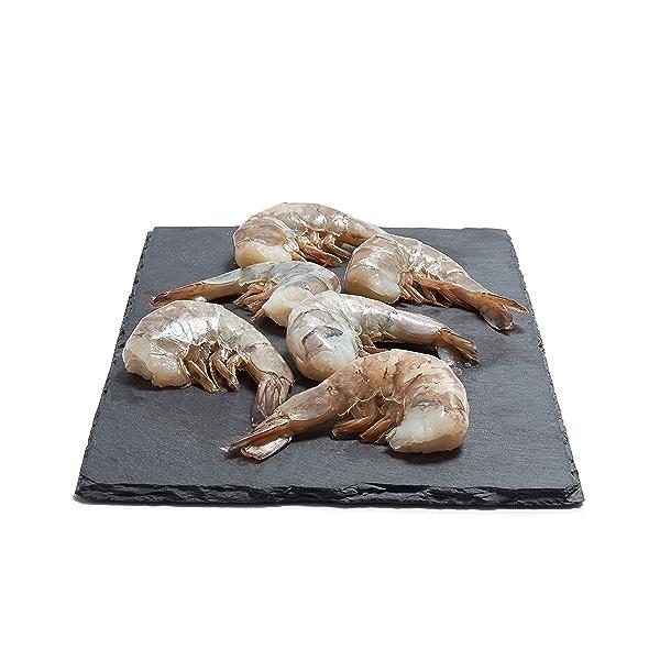 Easy Peel White Shrimp 8-12 Count 1