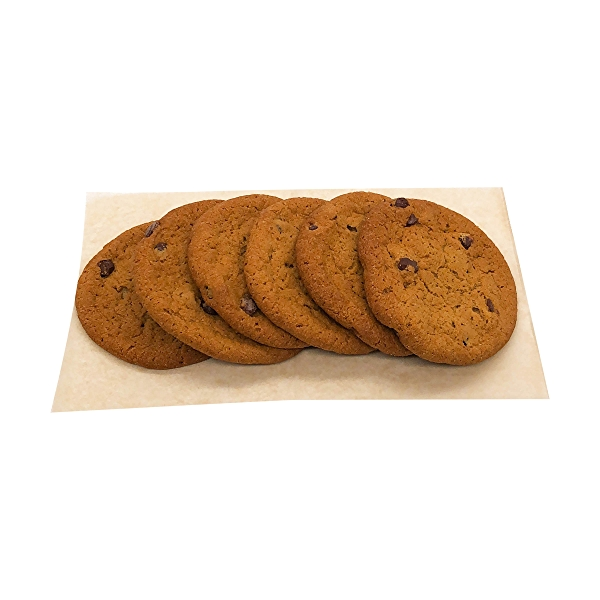 Chocolate Chip Cookies 6 Count 1