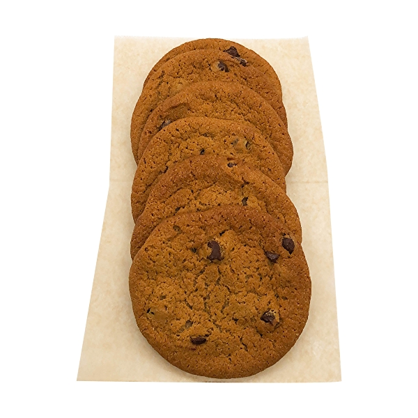 Chocolate Chip Cookies 6 Count 3