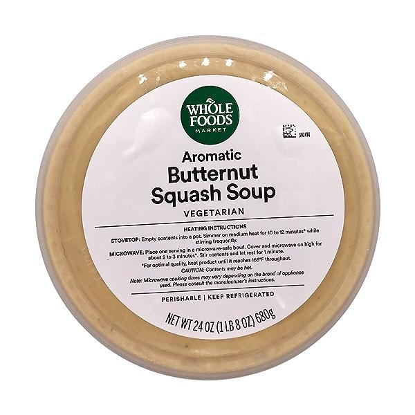 Aromatic Butternut Squash Soup, 24 oz 3