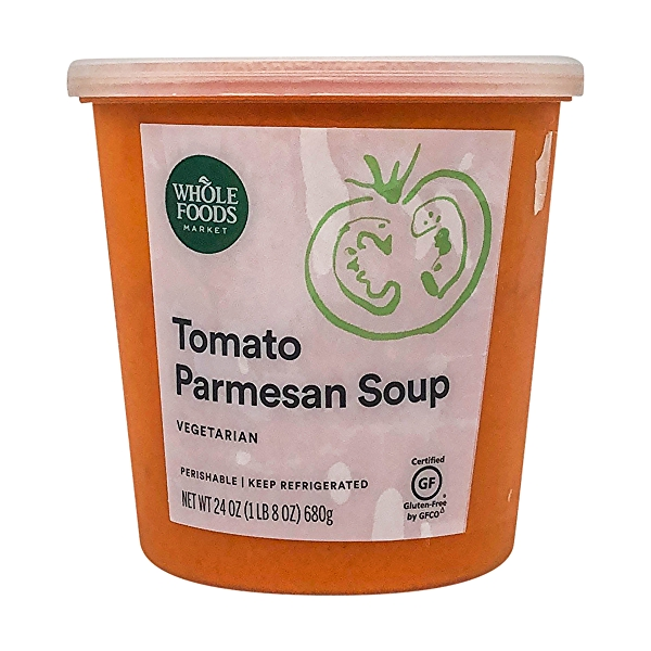 Tomato Parmesan Soup, 24 oz 1