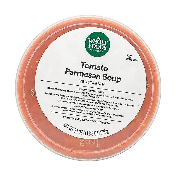Tomato Parmesan Soup, 24 oz 3