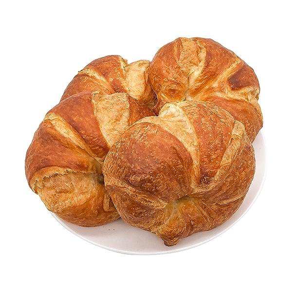 Vegan Croissants, 4 count 1