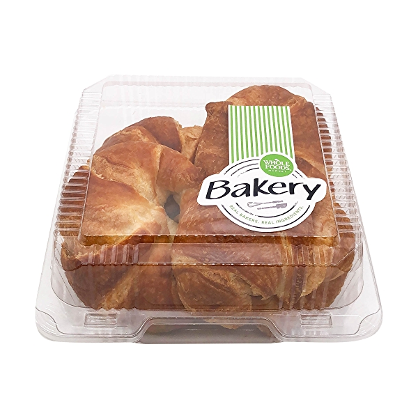 Vegan Croissants, 4 count 2