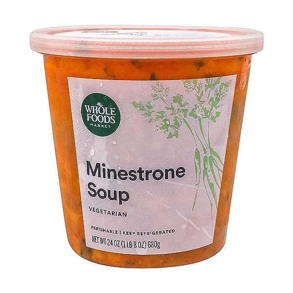 Minestrone Soup, 24 oz 2