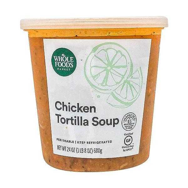 Chicken Tortilla Soup, 24 oz 1