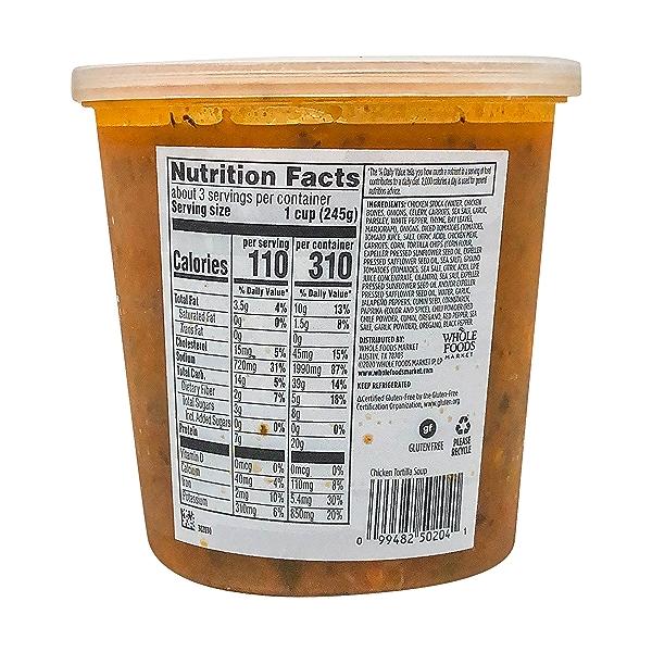 Chicken Tortilla Soup, 24 oz 2