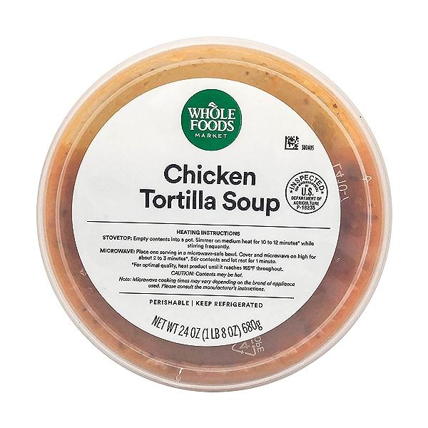 Chicken Tortilla Soup, 24 oz 3