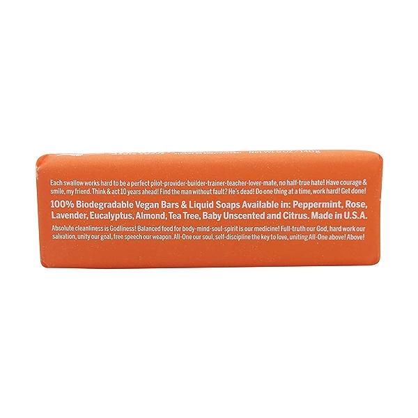 Fairtrade Tea Tree Hemp Soap Bar, 5 oz 4