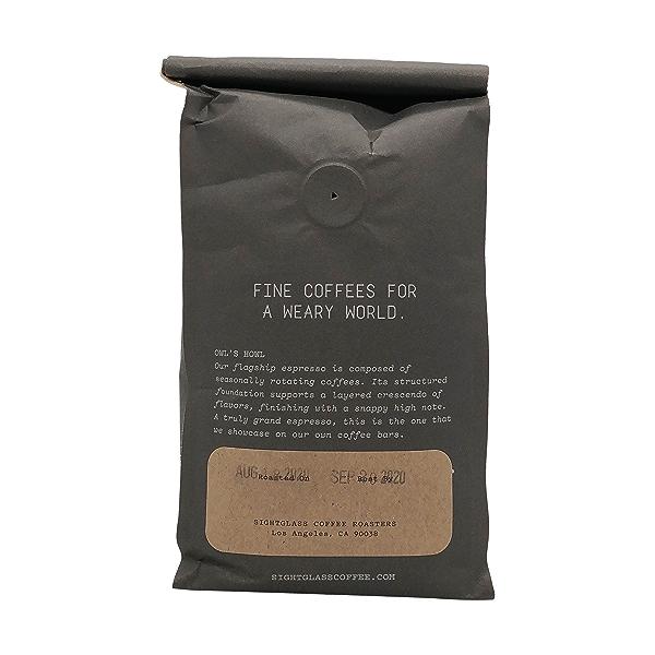 Owl's Howl Espresso Whole Bean Coffee, 12 oz 2