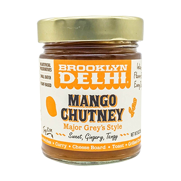 Major Grey's Style Mango Chutney, 9 oz 1