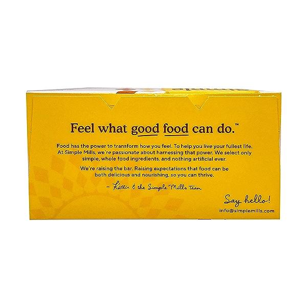 Farmhouse Cheddar Almond Flour Crackers Snack Pack (6pk), 4.9 oz 5