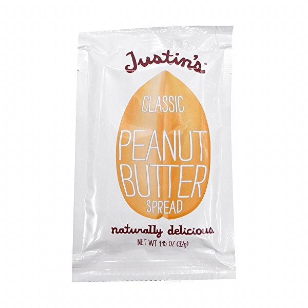 Classic Peanut Butter (Squeeze Pack), 1 each 1