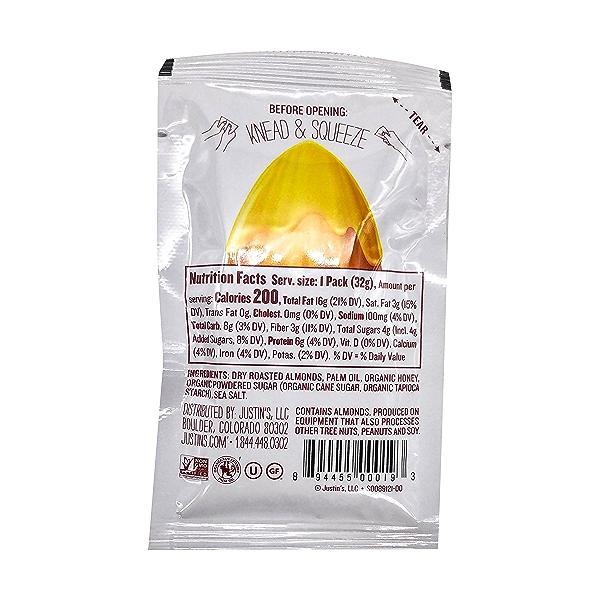 Honey Almond Butter, 1 each 2