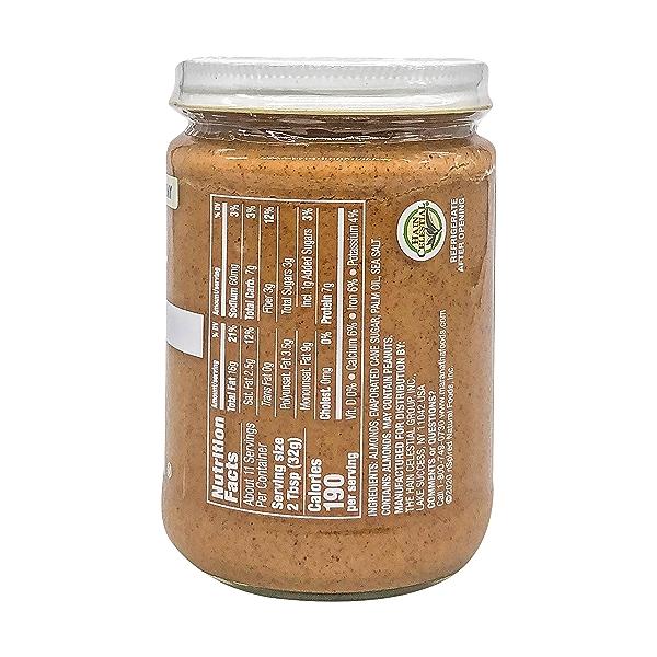 Creamy Almond Butter, 12 oz 2