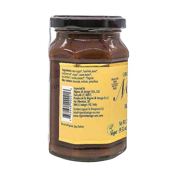 Dairy Free Organic Hazelnut & Cocoa Spread, 9.52 oz 3