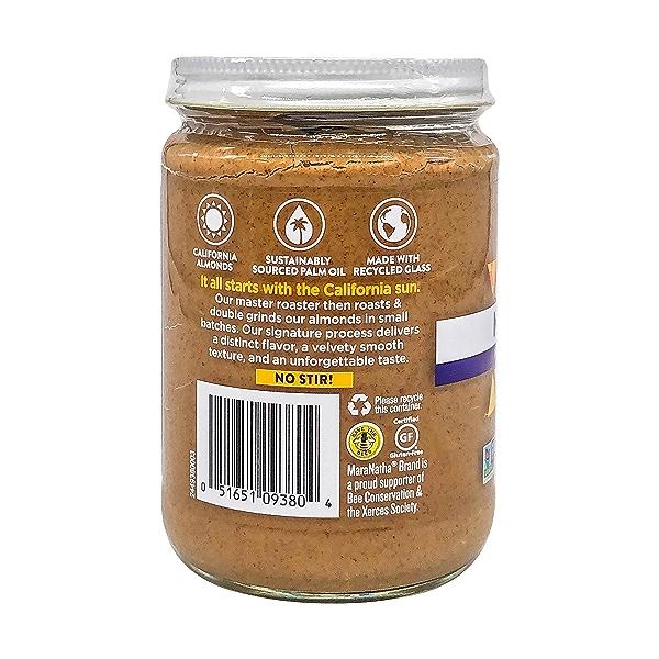 No Stir Creamy Almond Butter, 12 oz 3
