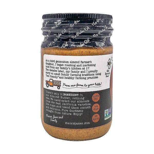 Crunchy Almond Butter, 12 oz 3