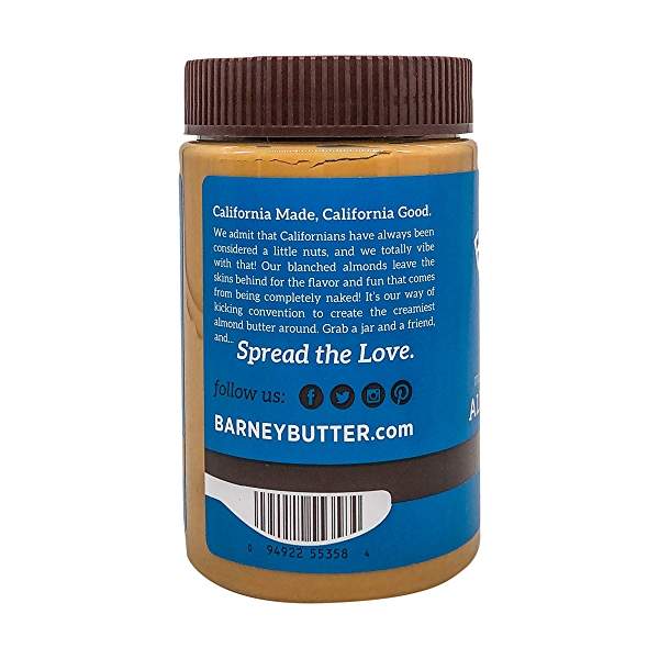Smooth Almond Butter (16 oz) 3