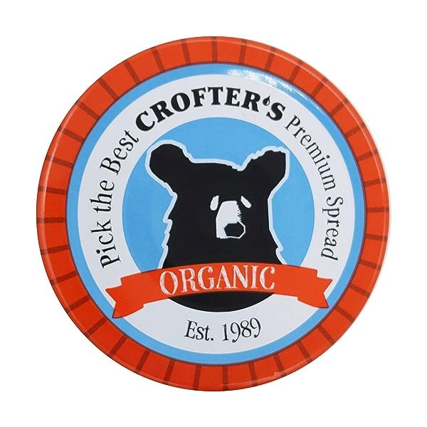 Organic Raspberry Premium Fruit Spread, 16.5 oz 4