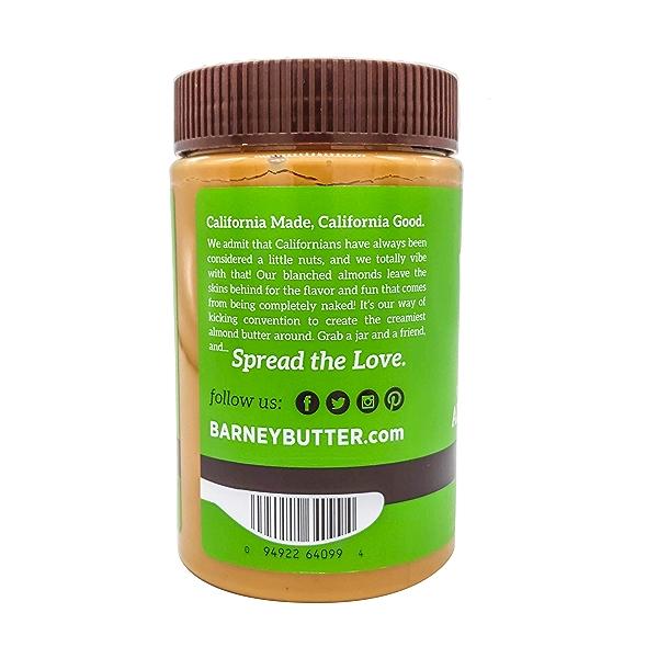 Crunchy Almond Butter, 16 oz 3