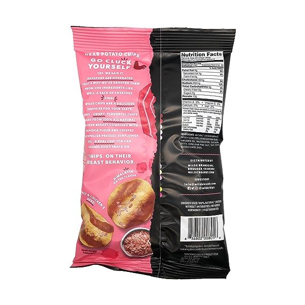 Himalayan Pink Salt Chicken Chips, 2.25 oz 2