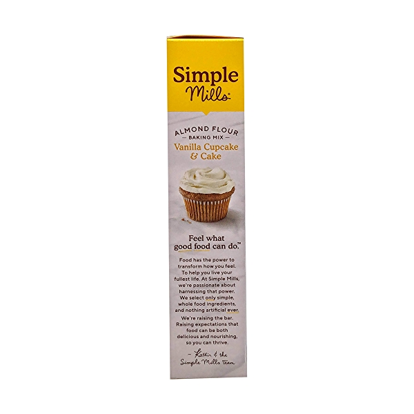 Vanilla Cupcake & Cake, 11.5 oz 4
