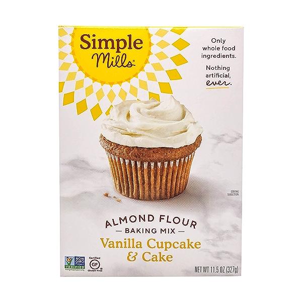 Vanilla Cupcake & Cake, 11.5 oz 1