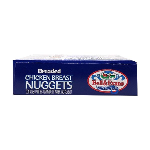 Breaded Chicken Breast Nuggets 4