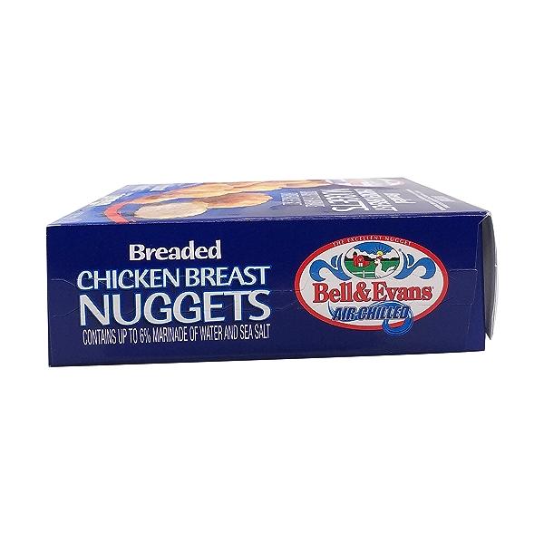 Breaded Chicken Breast Nuggets 3