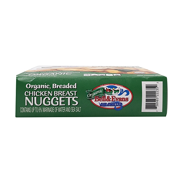 Organic Chicken Nugget 4