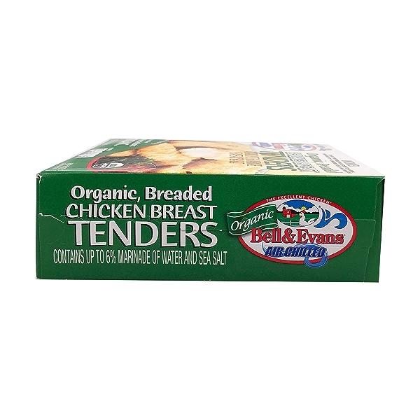 Organic Breaded Chicken Breast Tenders 3