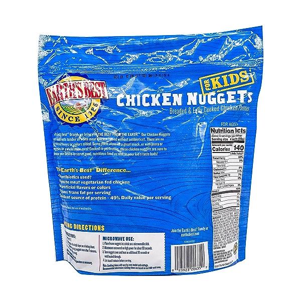 Kidz Baked Chicken Nuggets (16-oz Bag) 2