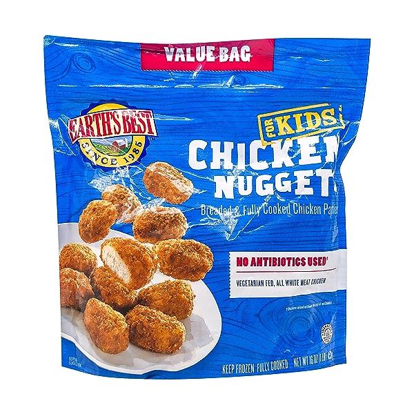 Kidz Baked Chicken Nuggets (16-oz Bag) 1