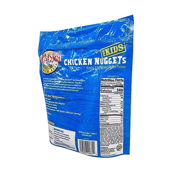Kidz Baked Chicken Nuggets (16-oz Bag) 3