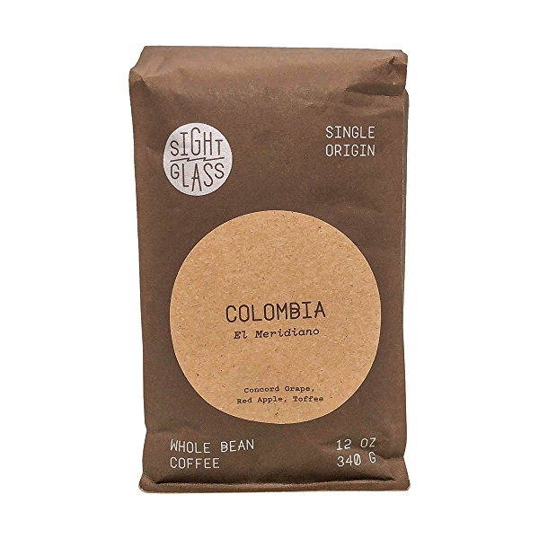 Colombia Whole Bean Coffee, 12 oz 1